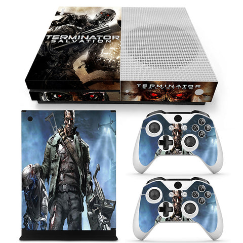 Assassin's Creed Vinyl Skin Sticker Protector for Xbox One S