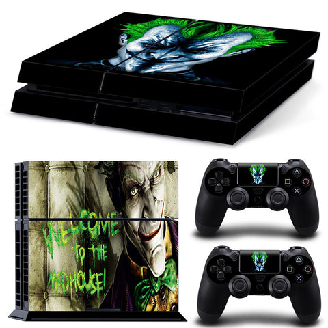 The Joker For PS4 Vinyl Skin Sticker Cover For PS4 Playstatio 4