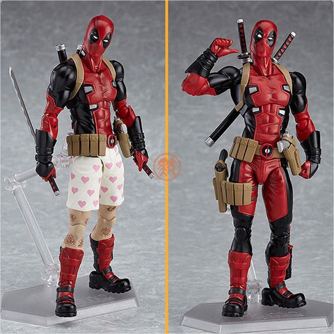 Actionfiguresale Marvel X-Men Dead Pool Figure Toys 16.5cm