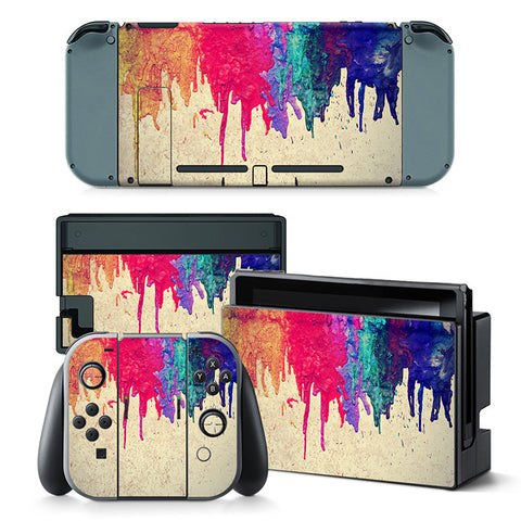 Actionfiguresale Nintend Switch Vinyl Skins Sticker  - For Decorative Pattern