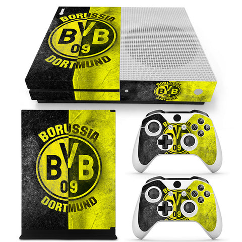 Biohazard Vinyl Skin Sticker Protector for Xbox One S