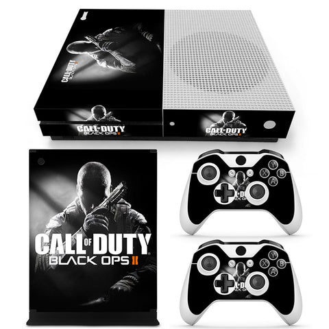 Actionfiguresale Call Of Duty Vinyl Skin Sticker Protector for Xbox One S