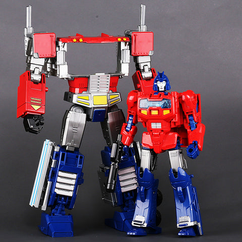 Black Mamba Transformer Optimus Prime H6002-8 Figure Toys 30cm