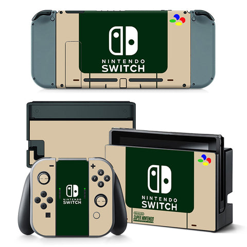 Actionfiguresale Nintend Switch Vinyl Skins Sticker  - For Pure Color