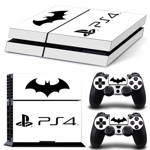 Actionfiguresale Batman For PS4 Vinyl Skin Sticker Cover For PS4 Playstatio 4