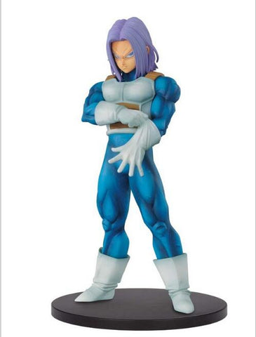 Actionfiguresale 17cm Dragon Ball Z Super Saiyan Trunks Anime Action Figure Toys
