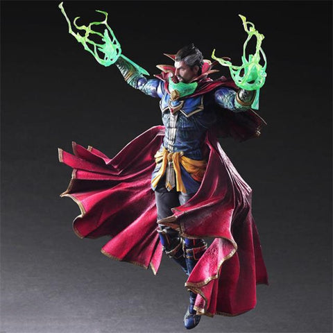 Actionfiguresale Play Arts Marvel Super Hero Doctor Strange Action Figures Toys 25cm