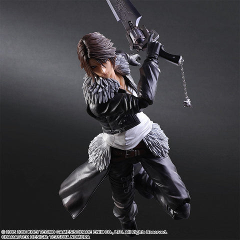 Actionfiguresale Play Arts Final Fantasy Squall Leonhart Action Figure Toy 25cm