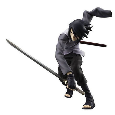 Actionfiguresale 21cm Naruto Sasuke Blade Action Figure Toys