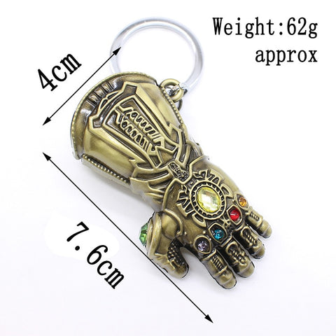 Actionfiguresale Marvel Avengers Figure Toys Infinity War Thanos Key Chain