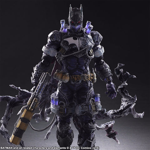 Actionfiguresale Play Arts DC Batman Victor Fries Mister Action Figure Toys 25cm