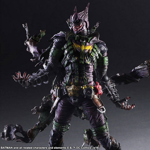 Actionfiguresale Play Arts DC Rogues Gallery Joker Action Figure Toys 25cm