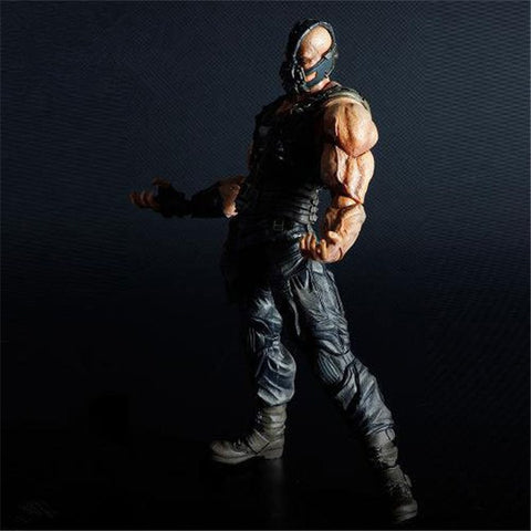 Actionfiguresale Play Arts DC The Dark Knight Rises Bane Action Figure Toys 25cm
