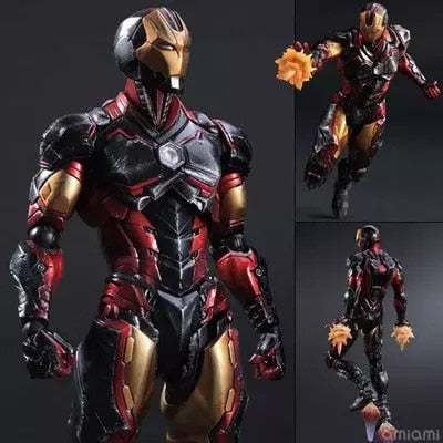 Actionfiguresale Play Arts Marvel Super Hero Ironman Figure Toy 25cm