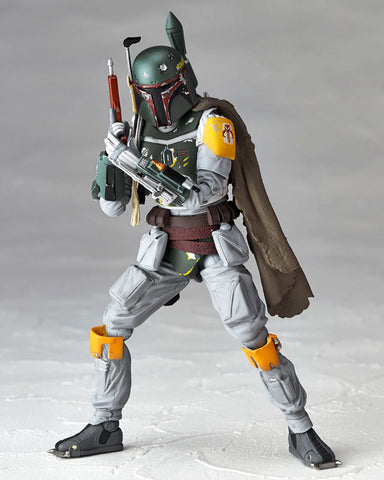 Actionfiguresale Star War 16cm REVO 005 Boba Fett Action Figure Toys