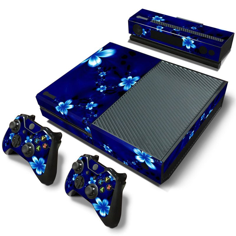 Actionfiguresale Decorative Pattern Vinyl Skin Sticker Protector for Xbox One