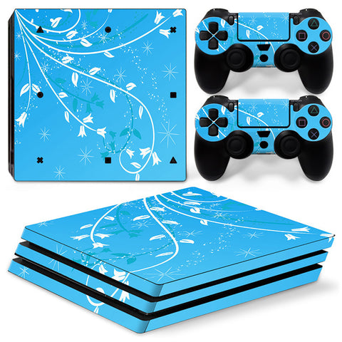 Geometric Figure For PS4 Pro Skin Sticker Cover For PS4 Playstation 4