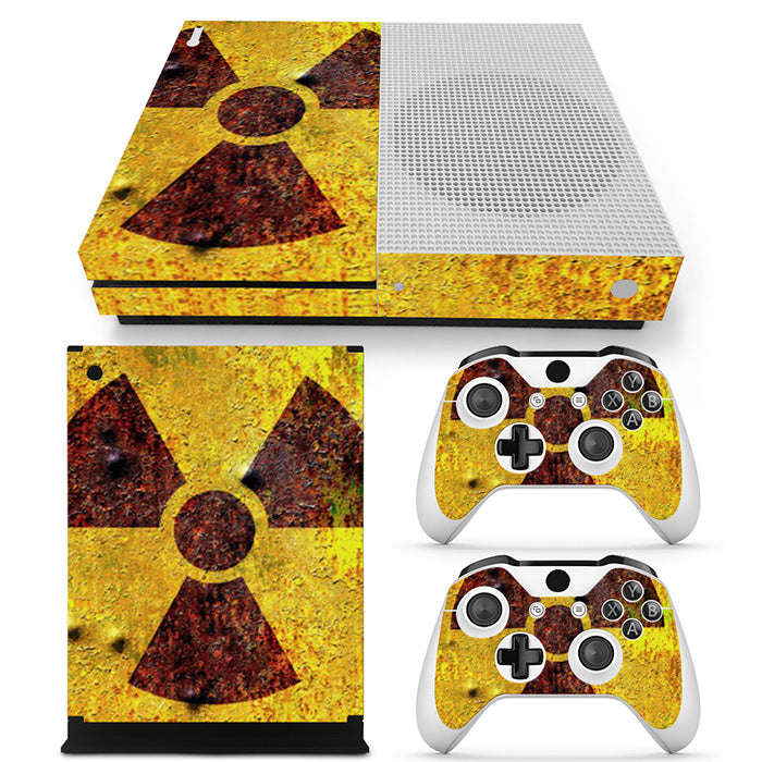 Actionfiguresale Biohazard Vinyl Skin Sticker Protector for Xbox One S