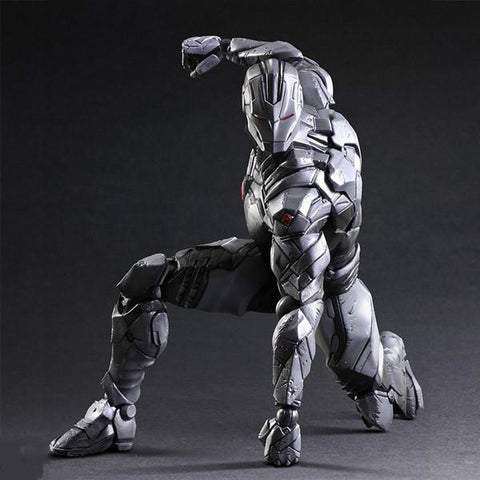 Play Arts Marvel Super Hero Ironman Figure Toy(Limited Color Edition) 25cm KO version