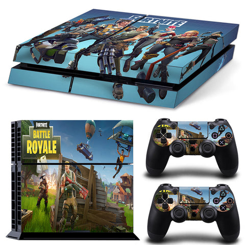 Actionfiguresale Fortnite For PS4 Vinyl Skin Sticker Cover For PS4 Playstatio 4
