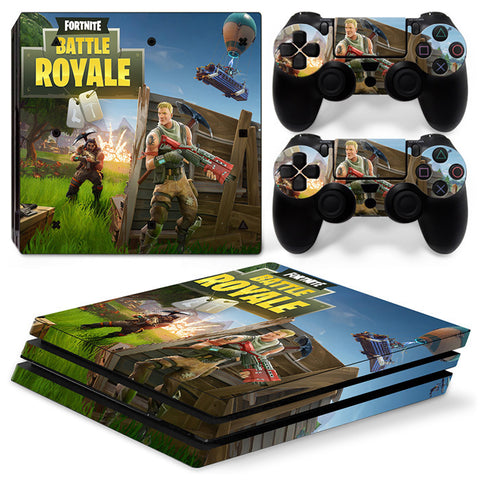 Actionfiguresale Fortnite For PS4 Pro Skin Sticker Cover For PS4 Playstation 4