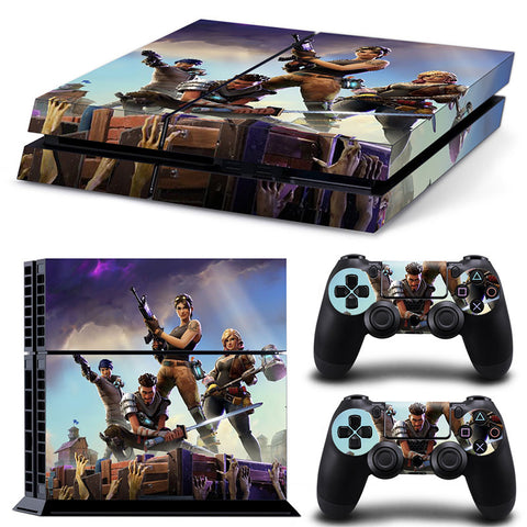 Fortnite For PS4 Vinyl Skin Sticker Cover For PS4 Playstatio 4