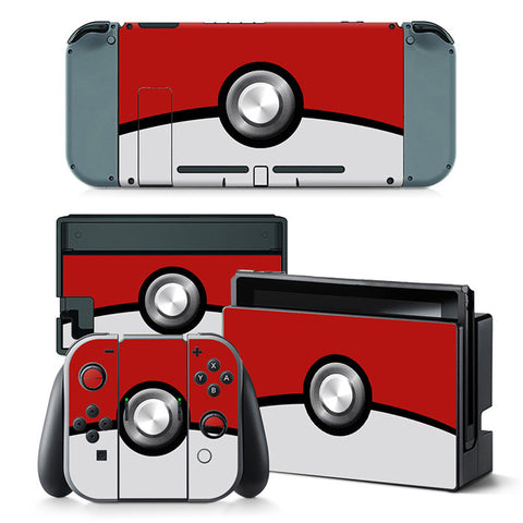 Actionfiguresale Nintend Switch Vinyl Skins Sticker  - For Pokemon