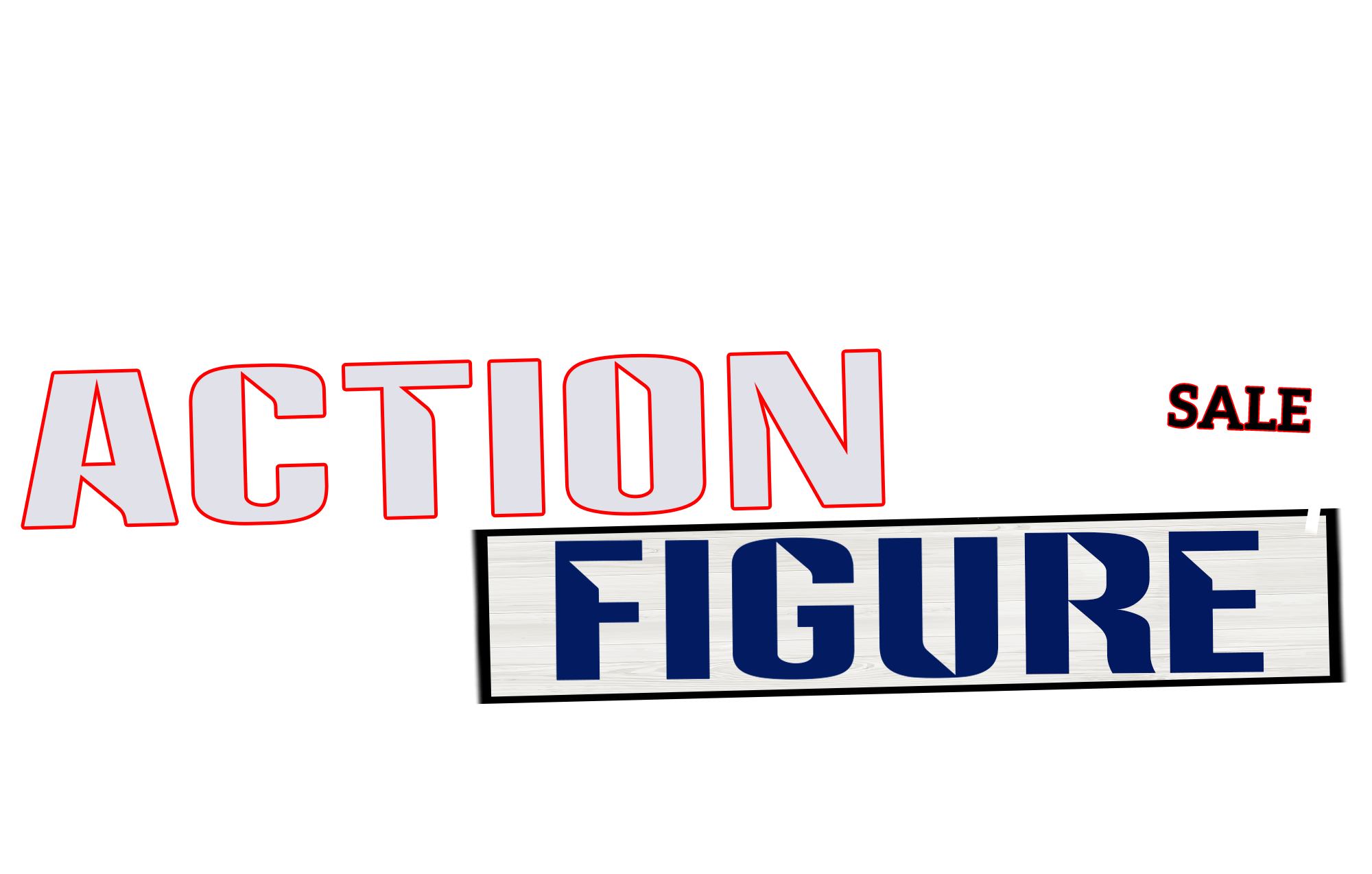 ActionFiguresale