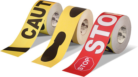 Custom Floor Tape Examples