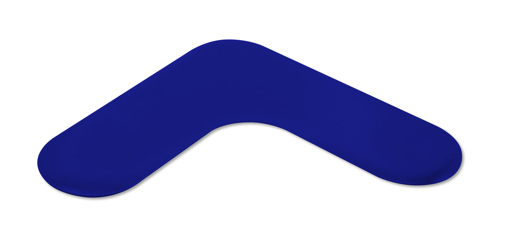 "Mighty Line 2"" Wide Rounded Blue Angles - Packs of 50"