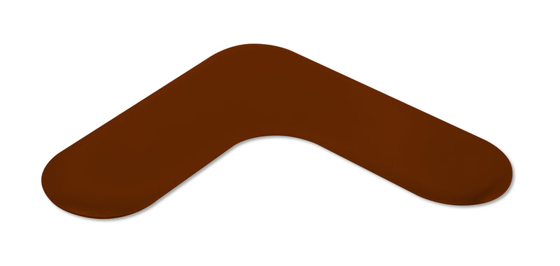 "Mighty Line 2"" Wide Rounded Brown Angles - Packs of 50"
