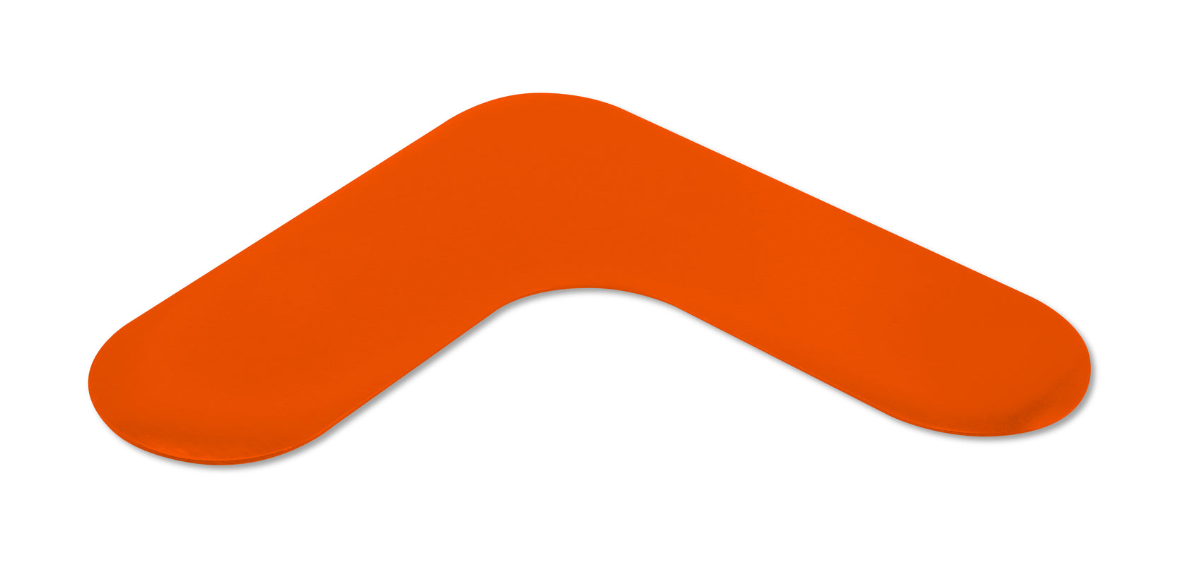 "Mighty Line 2"" Wide Rounded Orange Angles - Packs of 50"
