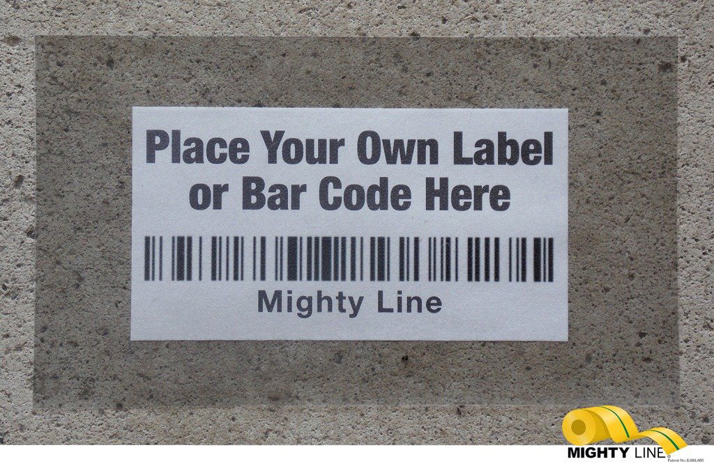 "Label Protectors - 10"" x 13"" - Pack of 100"