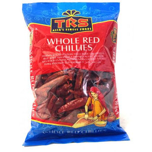TRS Chilli whole 150g