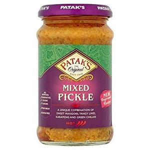 Patak's Mixed Pickle 300g