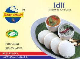 Idli daily delight