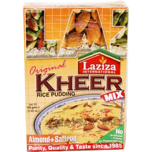 Laziza Kheer mix almond 155g