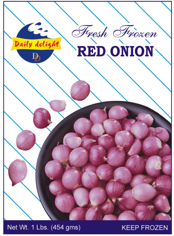 Red Onion daily delight