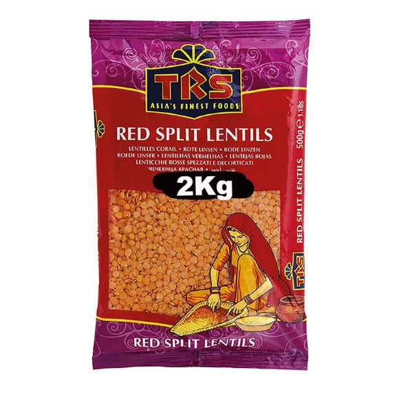TRS Rote Linsen 2Kg