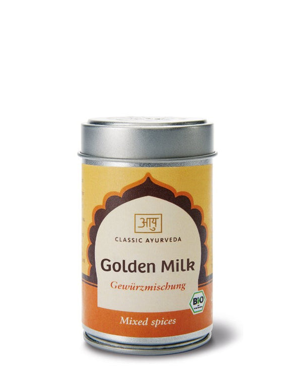 Golden Milk Spice blend