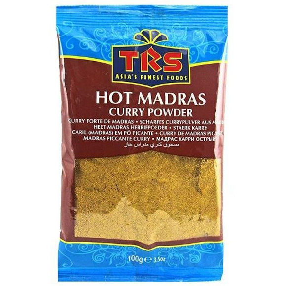 TRS Hot madras curry powder