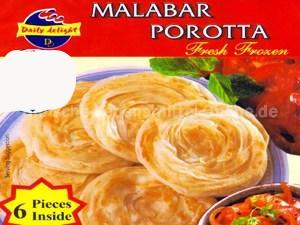 Malabar Parota daily delight- 6 piece