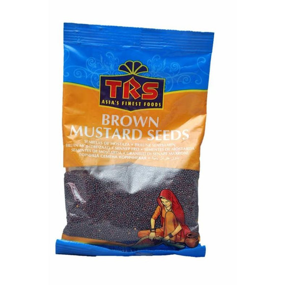TRS Mustard seeds -brown