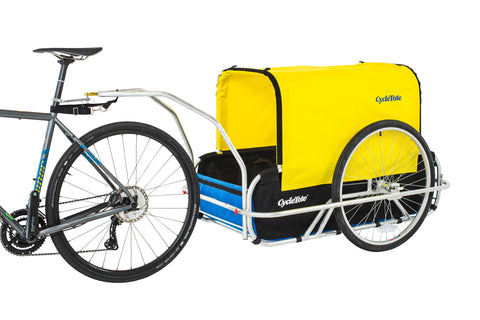 Large Dog Bike Trailer: Carries up to 175 lbs OUT OF STOCK!