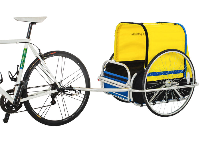 Dog Bicycle Trailer Small: Carries 100 lbs