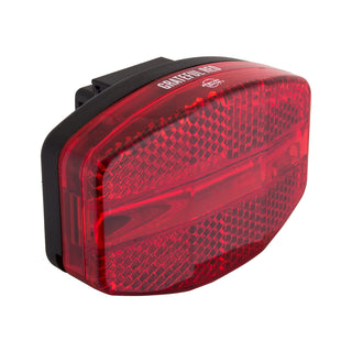Light, Rear Blinking Red - The Grateful Red by Planet Bike