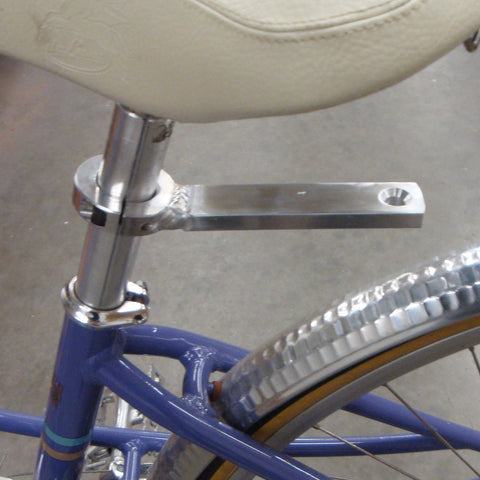 Hitch for Seat Post Attachment
