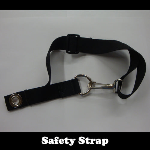 Seat-Post Safety Strap