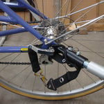 Tow bar - Axle Mounted. Fits any CycleTote