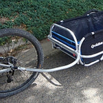 Two bar for Axle Mount on CycleTote trailer